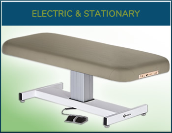 Electric and Stationary Massage Tables