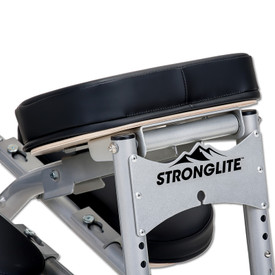 Stronglite Ergo Pro II Portable Massage Chair Package-seat