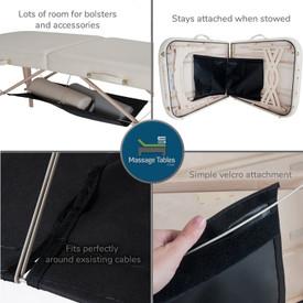 EarthLite Accessory Hammock Shelf - features
