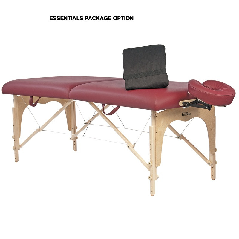 Custom Craftworks Athena Massage Table - Essentials Package