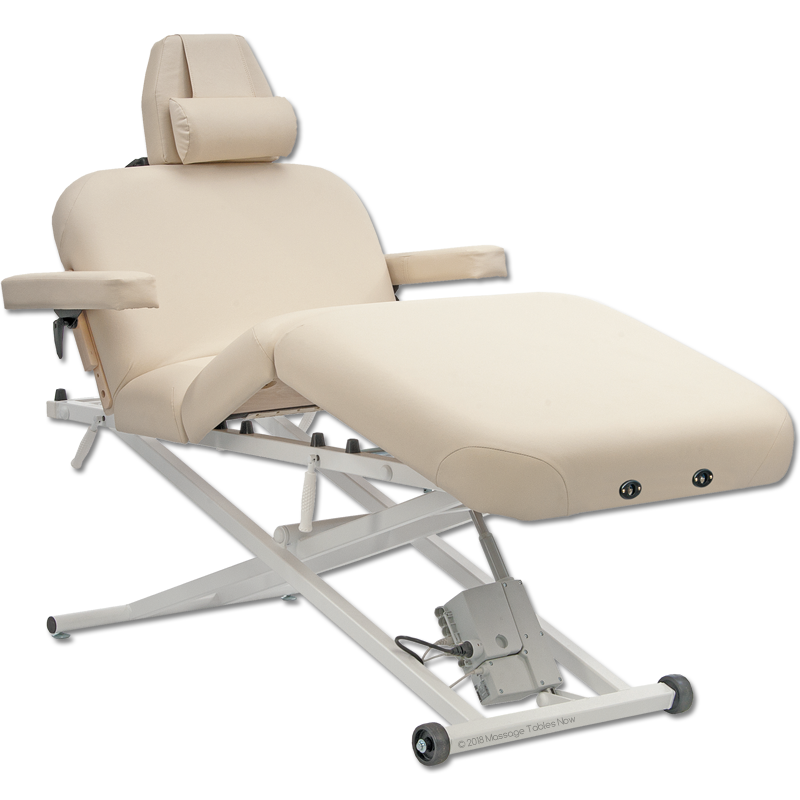 Custom Craftworks Classic Pro Deluxe Electric Lift Massage Table