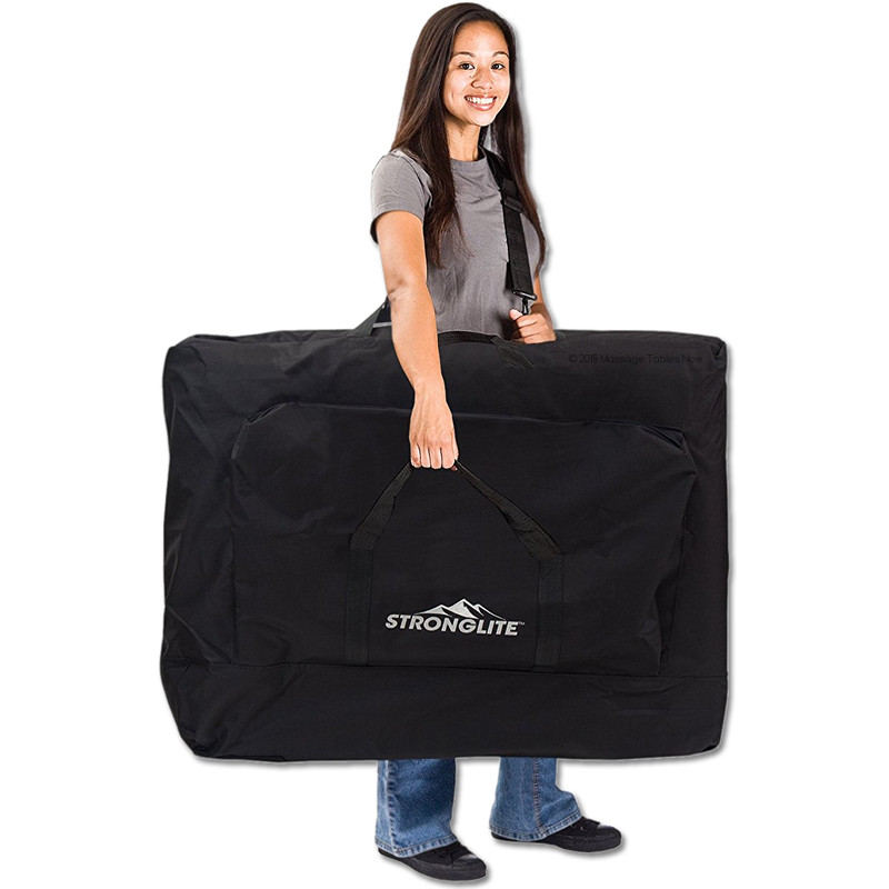 Stronglite Versalite Pro Portable Massage Table Package-carry case