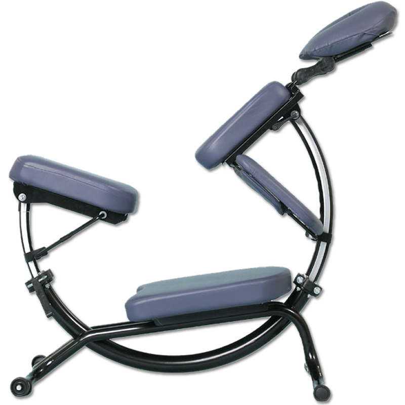 Pisces Pro Dolphin II Portable Massage Chair - Dolphin 2-verticle