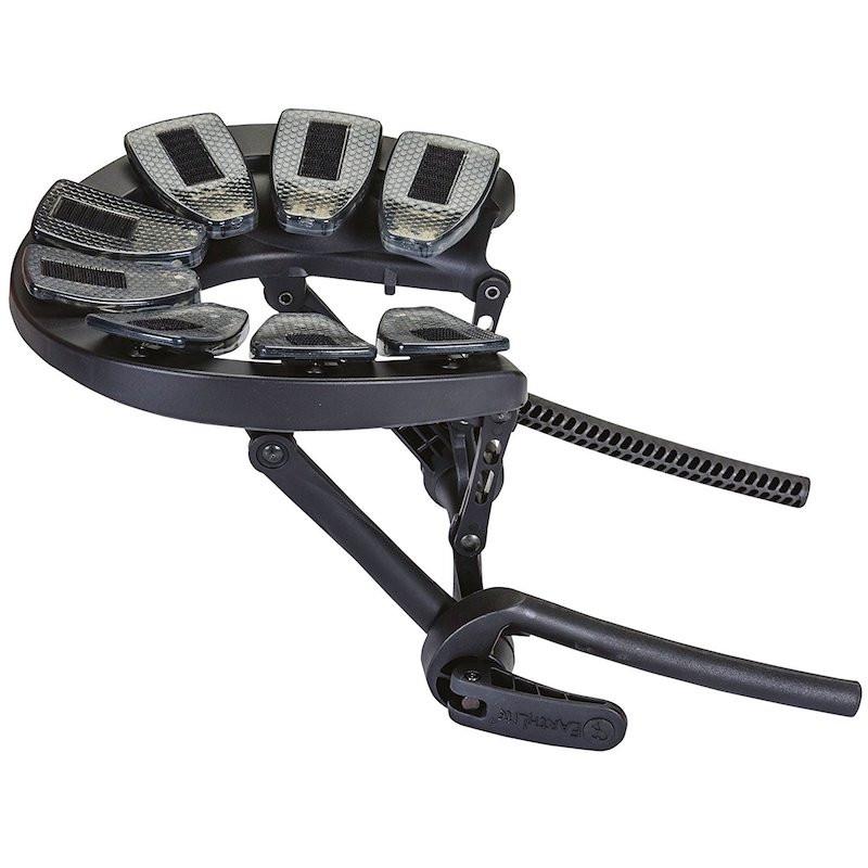 Earthlite Caress Self-Adjusting Head Rest Platform - elevated