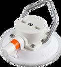 114mm SeaSucker White Vacuum Mount with Aluminium Handle