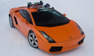 Lamborghini Ski Rack - The SeaSucker Ski Rack