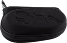 SeaSucker Black iPad Galaxy Mount with case zipped close