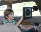 SeaSucker Black iPad Galaxy Mount in car
