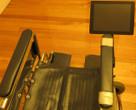 Wheelchair Tablet Mount - SeaSucker Black iPad Galaxy Mount