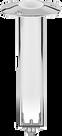 Lee's Heavy 0 DEG Flush Mount Rod Holder Swivel Base (RH 577V)