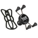RAM Mounts RAM-HOL-UN7BU Universal X-Grip Cell Phone Holder and tether