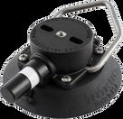 114mm SeaSucker Black Vacuum Mount with Aluminium Handle