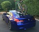 BMW M6 with SeaSucker Talon