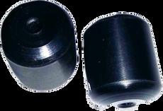 Lee's RK33 - Black Polyethylene Ball Stops