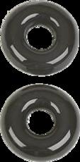 Lee's RK27GR - Glass Rings (Black Glass)