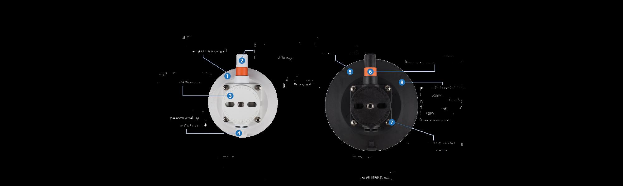 SeaSucker Vacuum Mounts, how do they work?