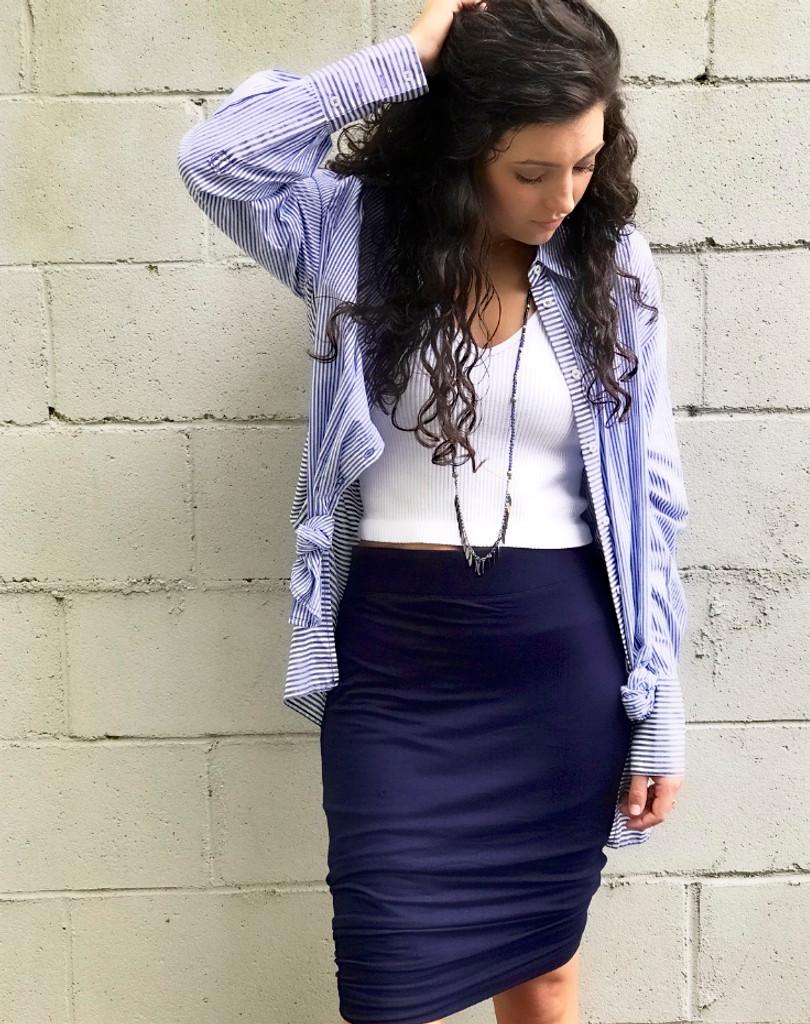 Bundle & Save! Pick Your Size & Style (Navy Blazer) - Starting at $55