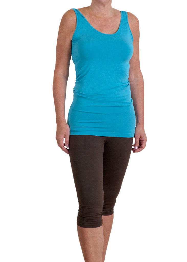 Turquoise Tank Tops