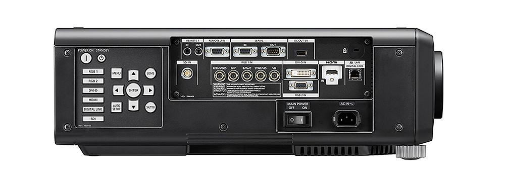 Panasonic PT-DZ780WU 1-Chip DLP Fixed Installation Projector (PT-DZ780WU)