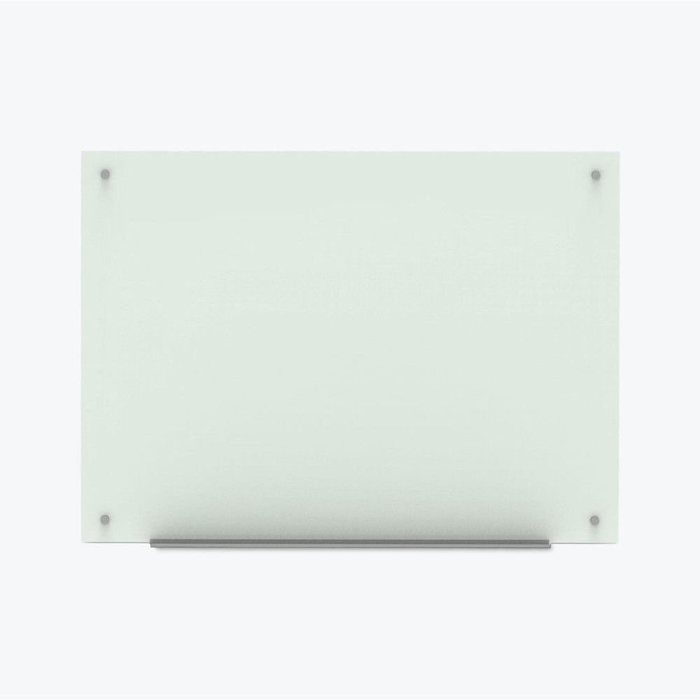 "Luxor 48""W x 36""H Magnetic Wall-Mounted Glass Board (WGB4836M)"