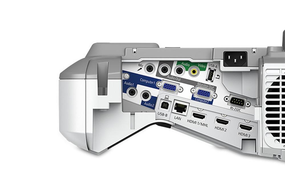 Epson 685W WXGA 3LCD Presentation Display (V11H744520)
