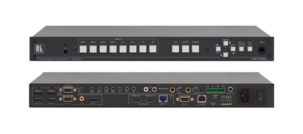 Kramer VP-773A scaler switcher (VP-773A)