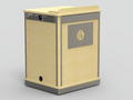 Spectrum Link Lectern - Media Manager Series (55115)