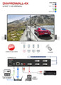 Avenview PROWALL HD 2X2 Video Wall Processor (DVI-PROWALL-4X)