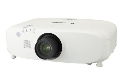 Panasonic PT-DZ780WU 1-Chip DLP Fixed Installation Projector (PT-DZ780WU)