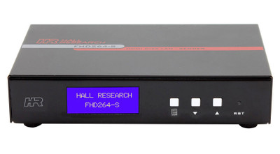 Hall Research FHD264-S Dynamic Virtual Matrix Switch