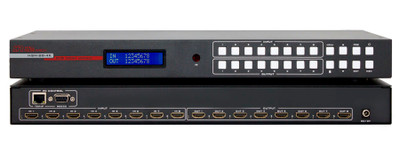 Hall Research 4K 8X8 HDMI Matrix Switch (HSM-88-4K)