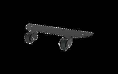 ViewSonic STND-042-WK1 Wheel Kit Attachment
