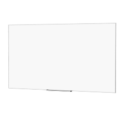 "DA-LITE 112"" IDEA screen whiteboard"