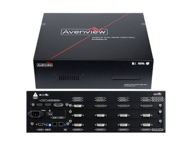 Avenview DVI-PROWALL-9X 9-Display Videowall Processor (DVI-PROWALL-9X)