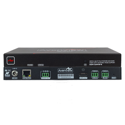 Avenview M-Series - HDMI over IP with Multiview (HDM-C6MVIP-R)