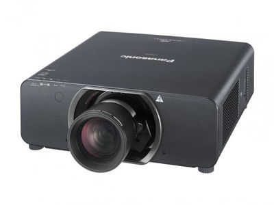 Panasonic PT-DS12KU 3-Chip DLP  Laser Projector