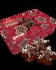 Milk Chocolate Star Cookies
