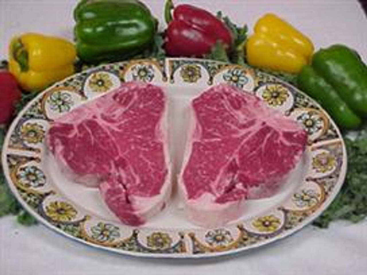 U.S.D.A. Black Angus Porterhouse Steak