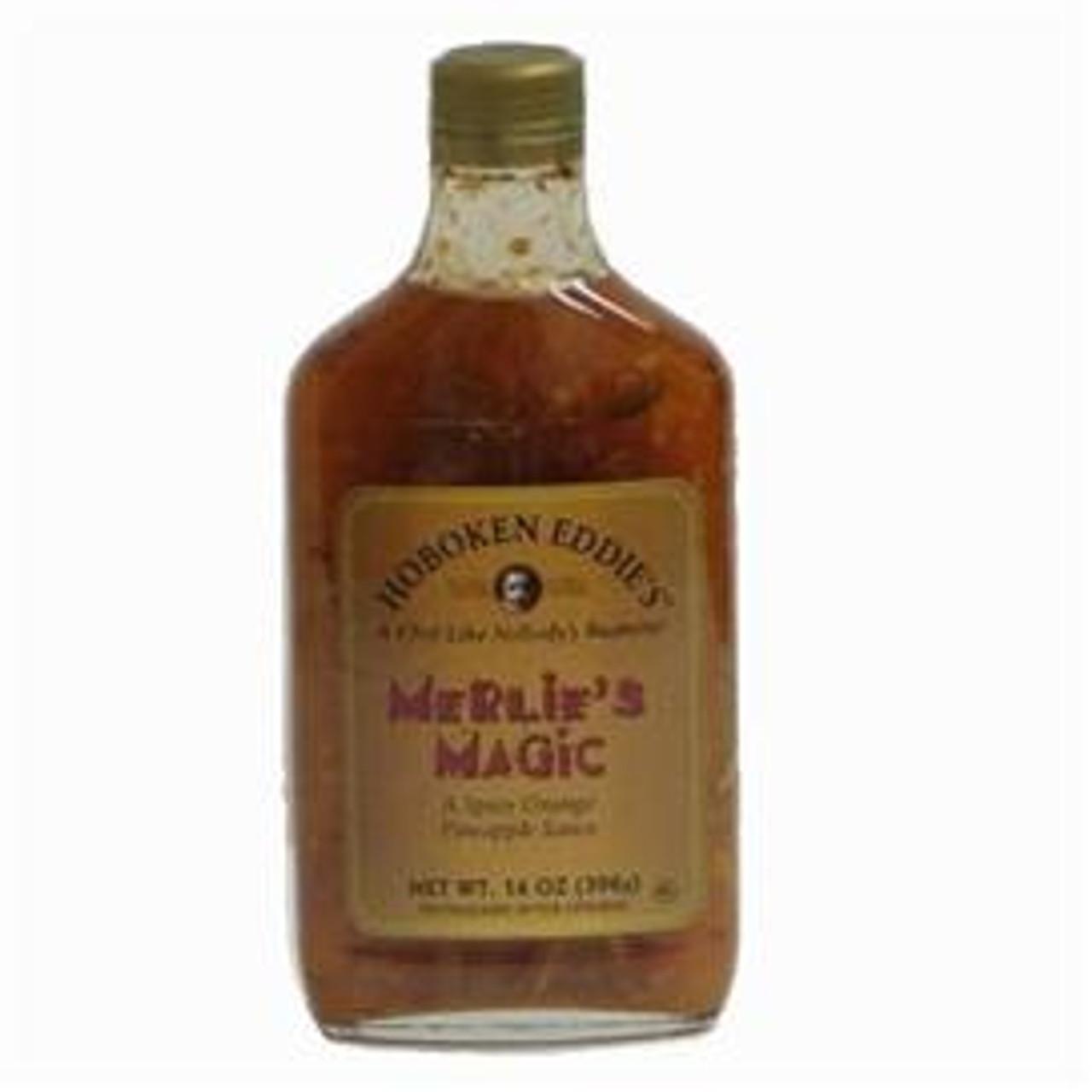 Merlie's Magic Sauce