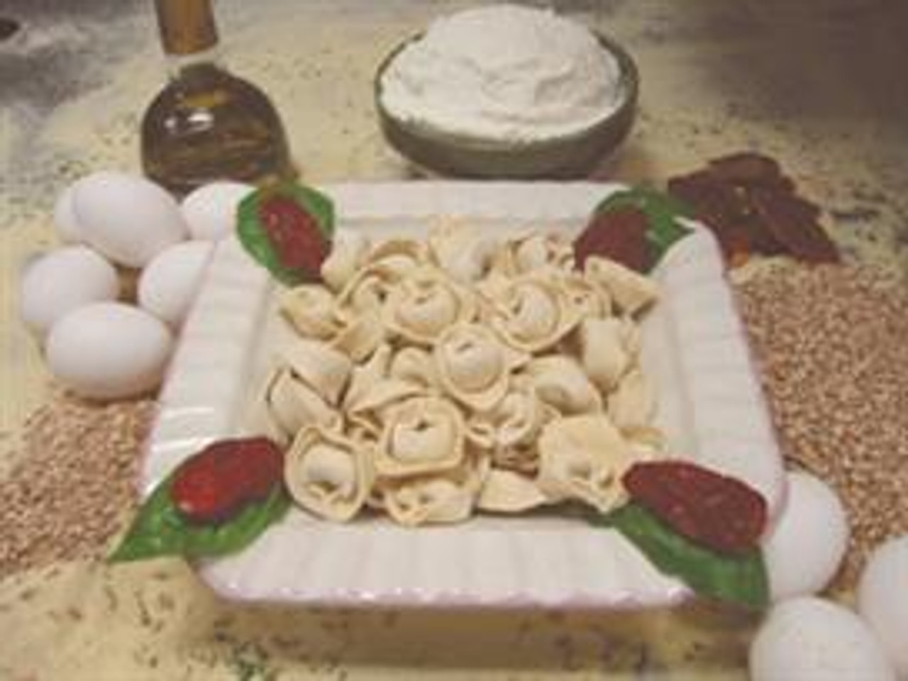 Cheese Tortelloni