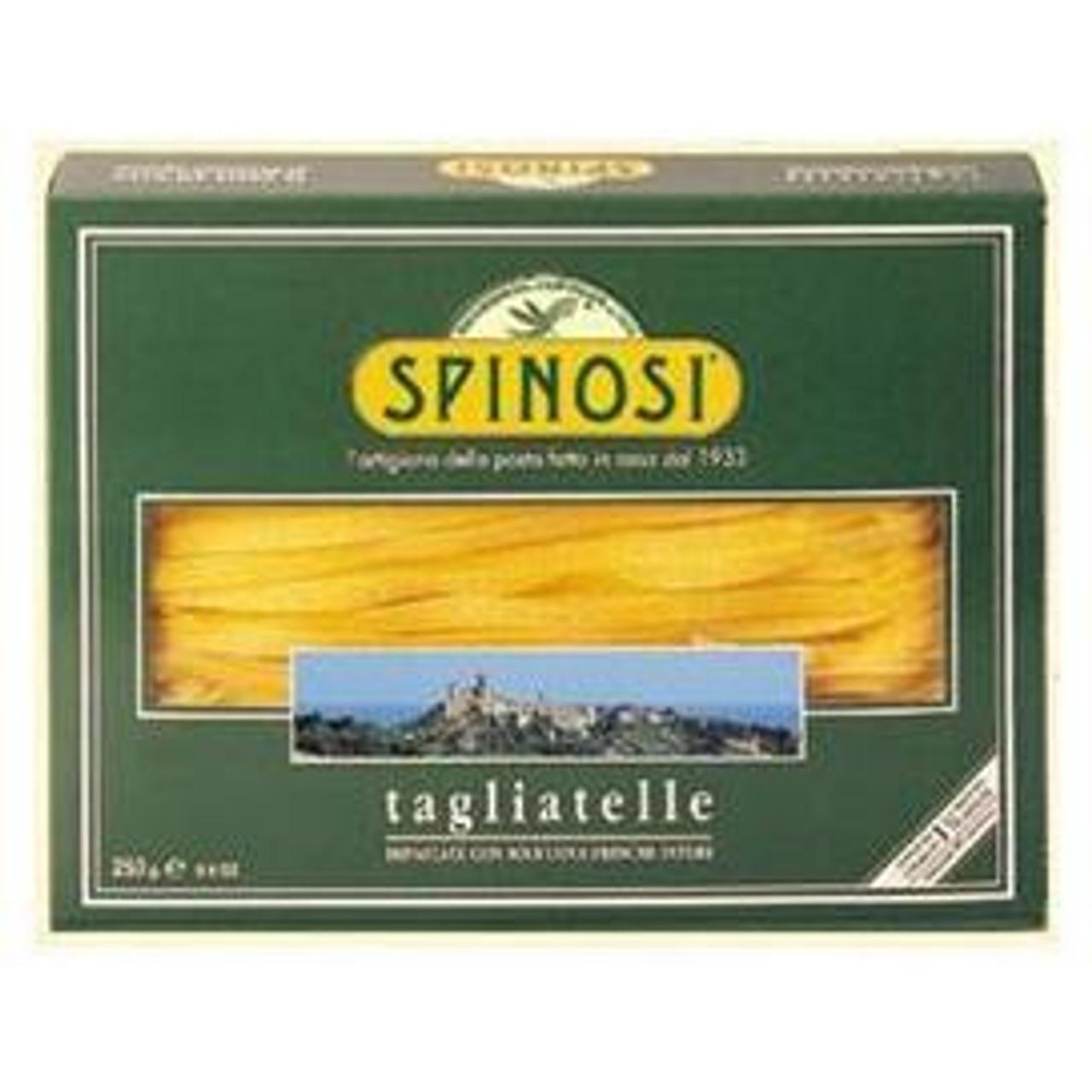 Tagliatelle Egg Pasta