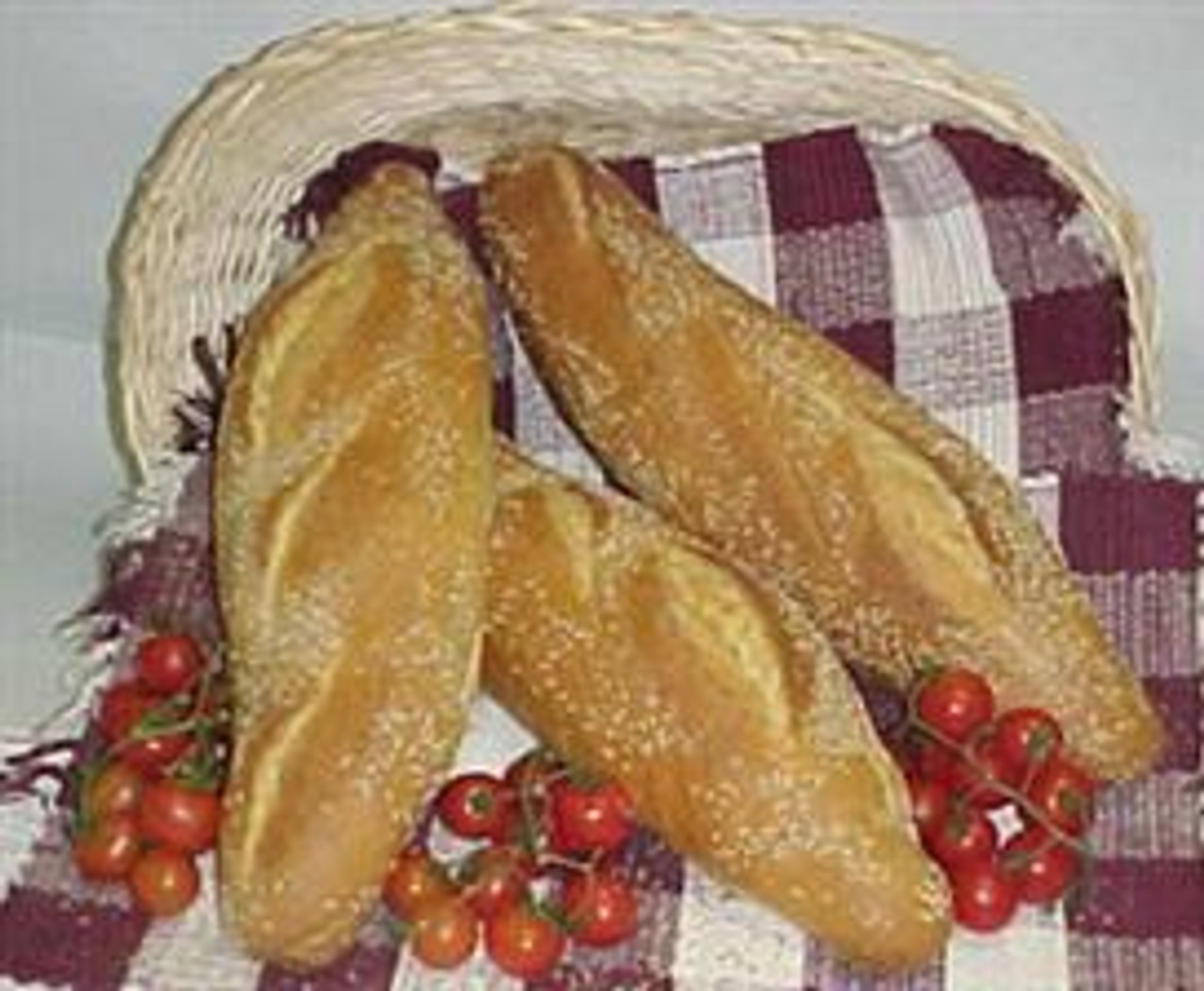 Semolina Bread