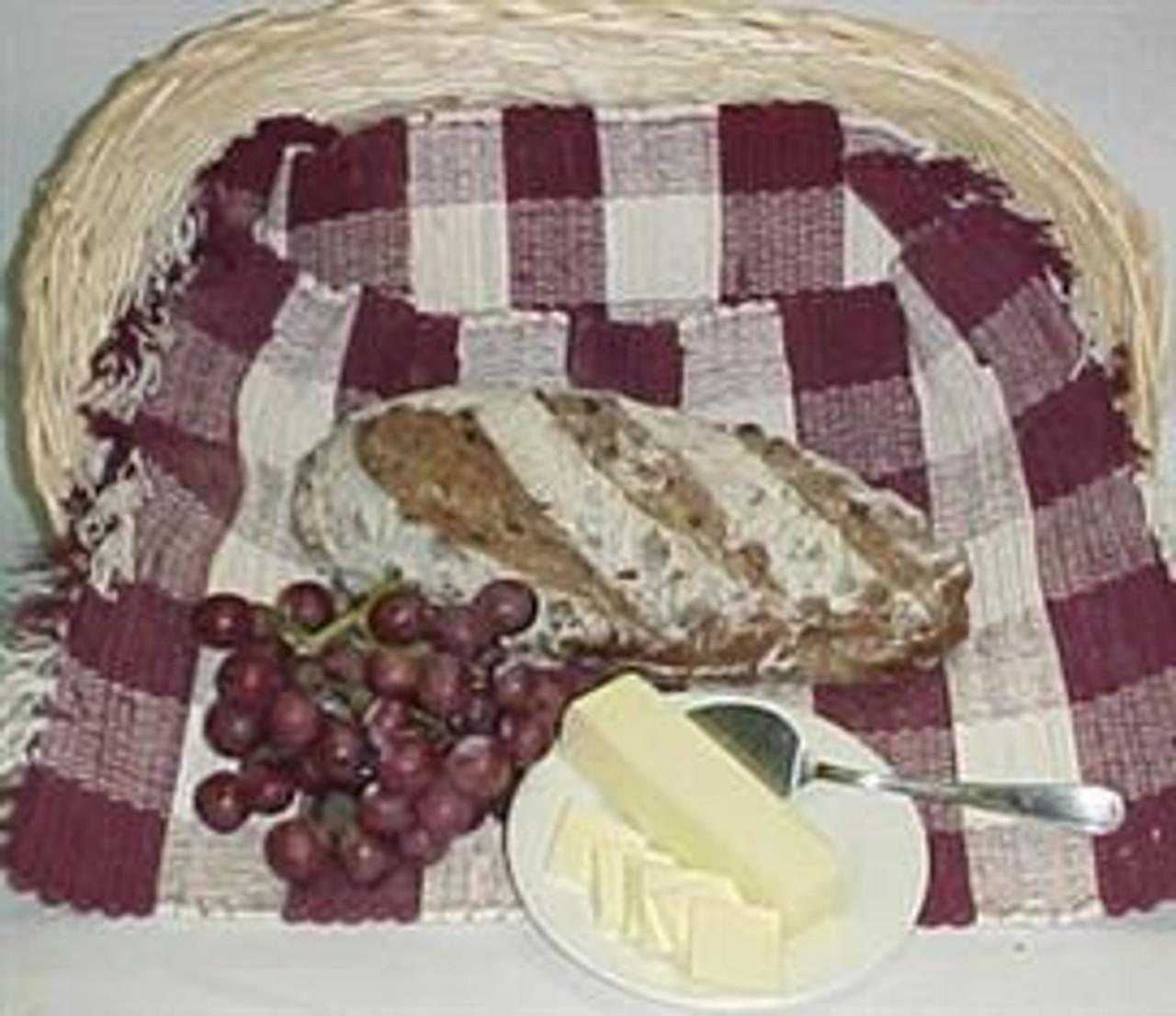 Whole Grain Raisin Walnut