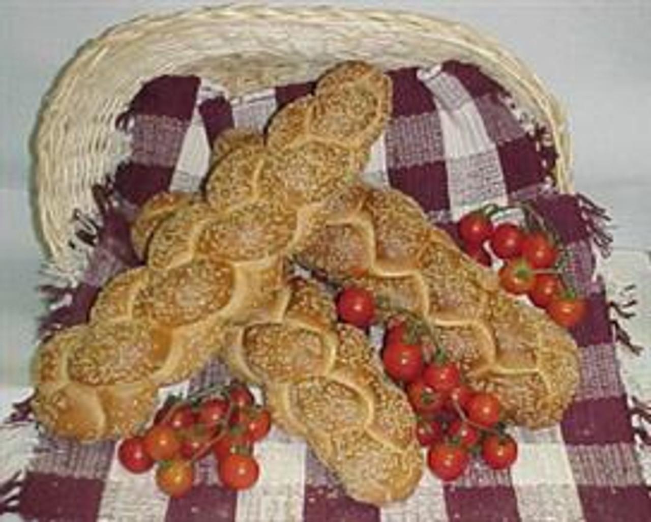 Crusty Seeded Italian Twist