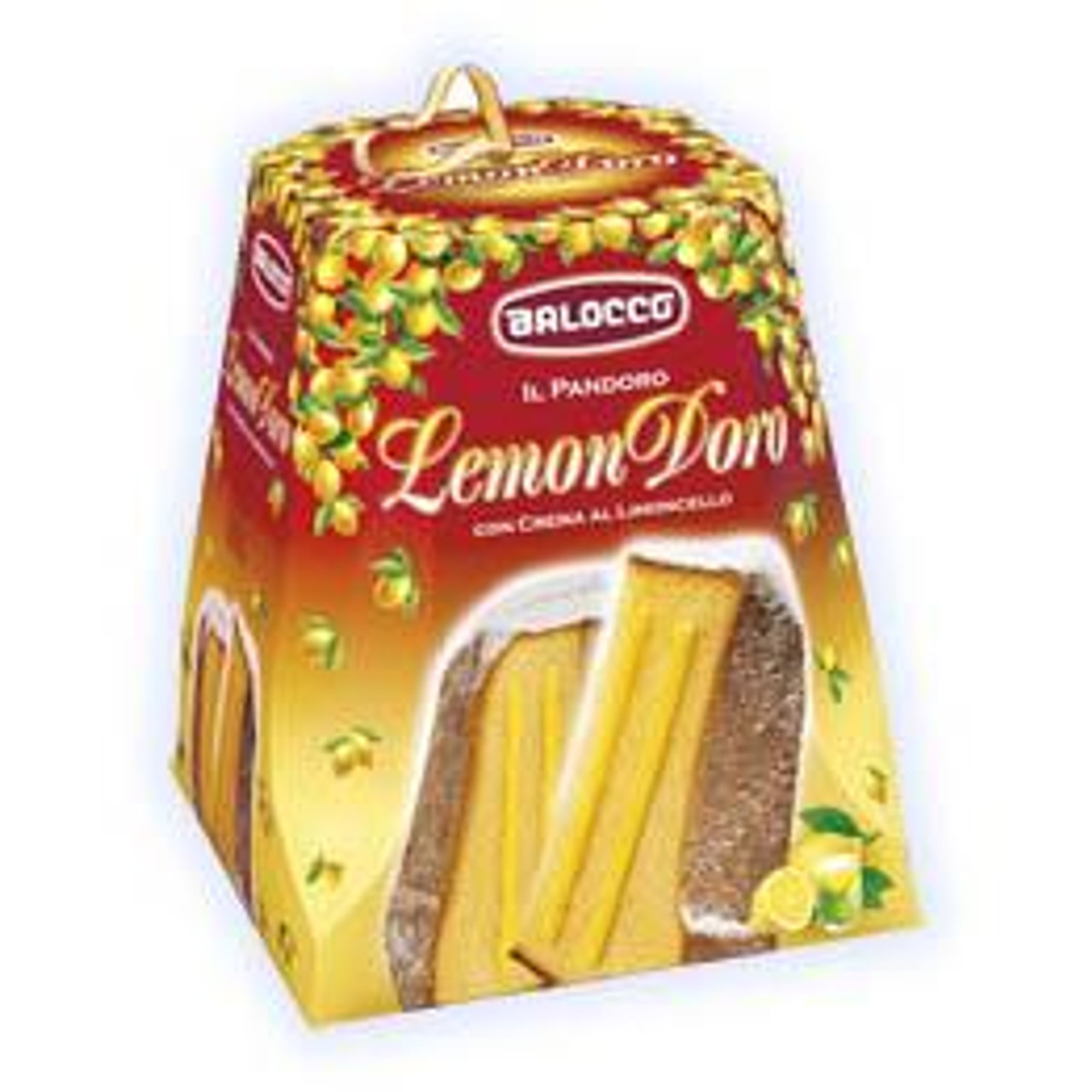 Balocco Lemon D'Oro Pandoro