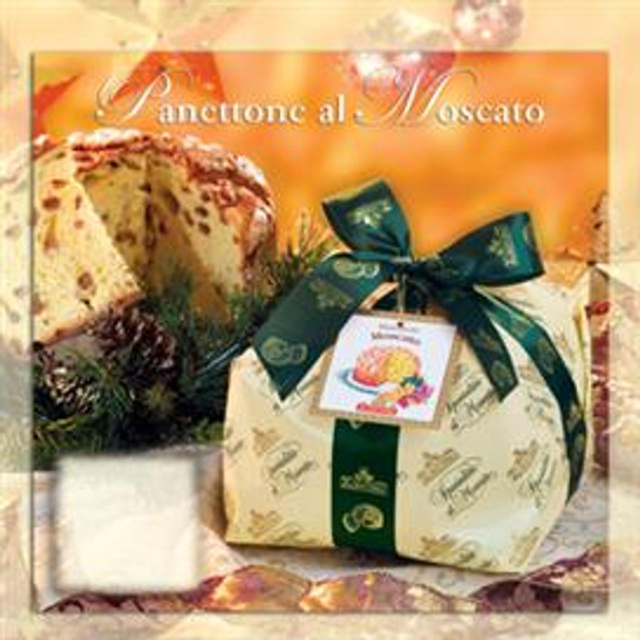 Albertengo Moscato Panettone