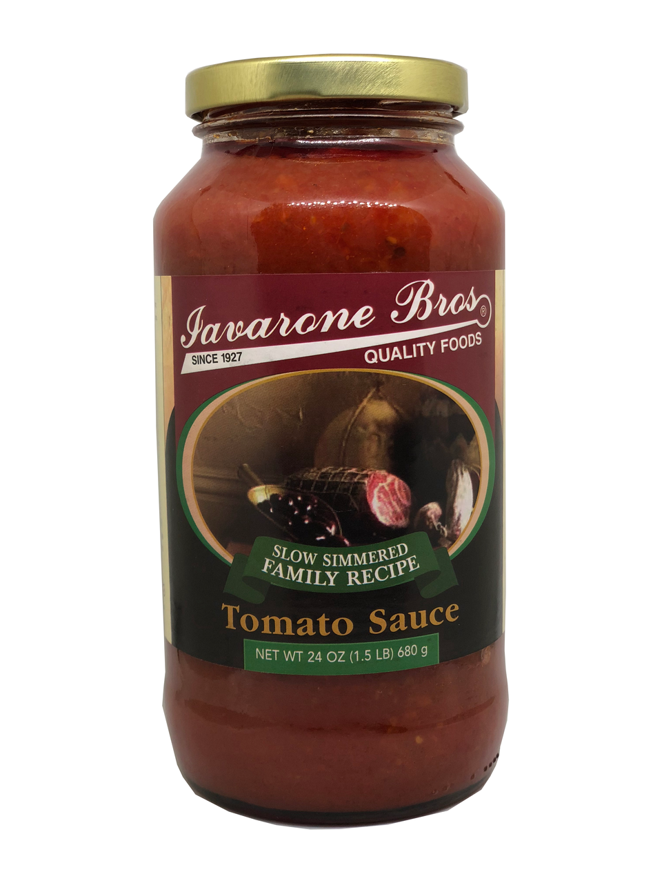 Tomato Sauce- Slow Simmered Family Recipe
