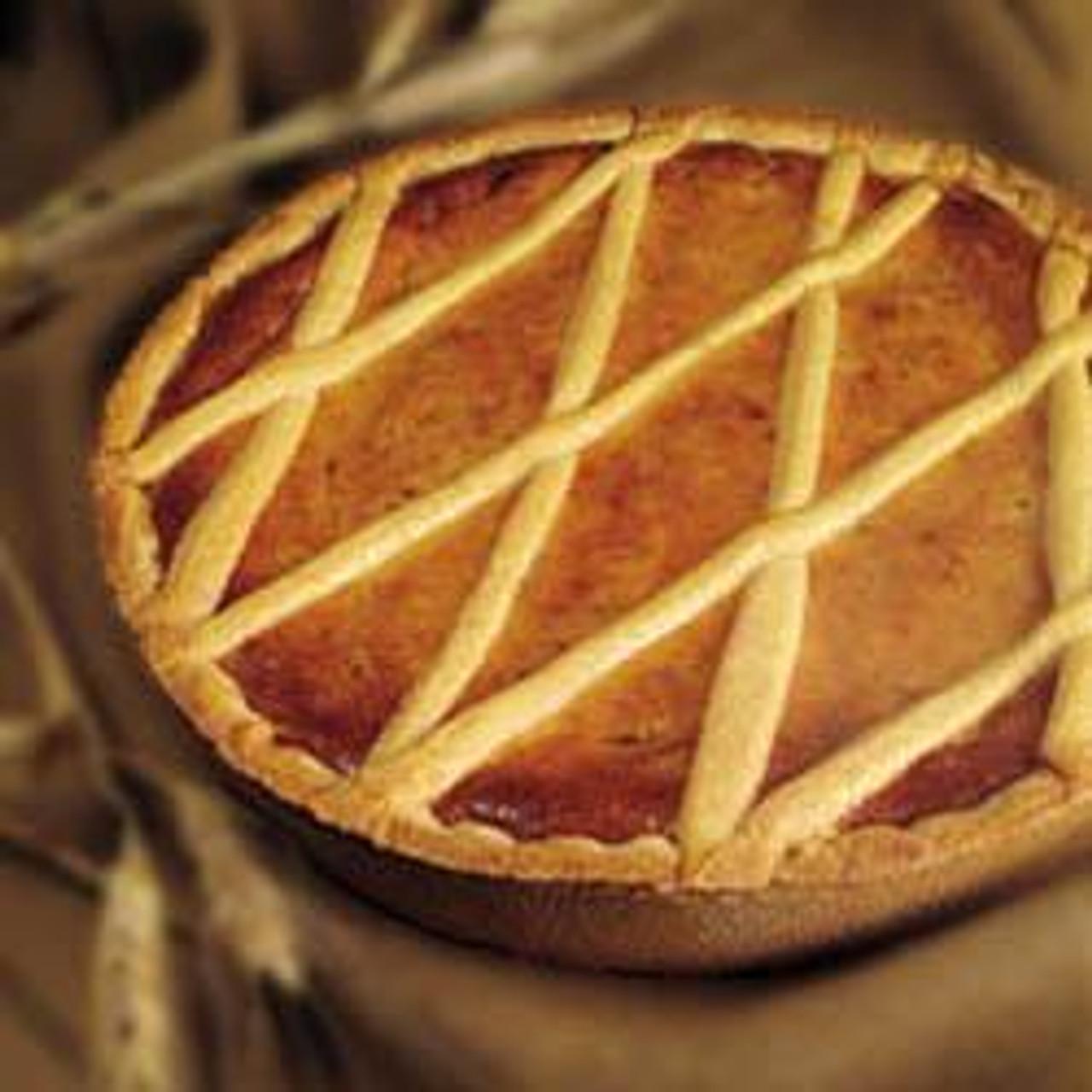 Easter Grain Pie (La Pastiera di Grana)