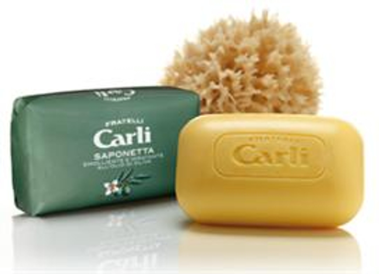 Olio Carli Olive Oil SOAP