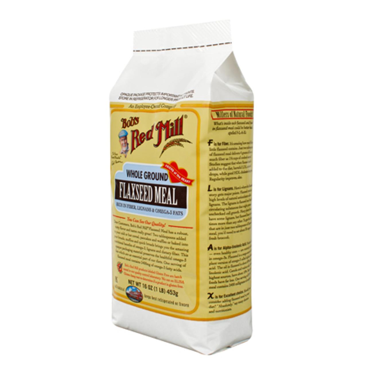 flaxseed meal